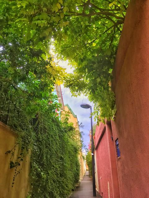 A passage through nature