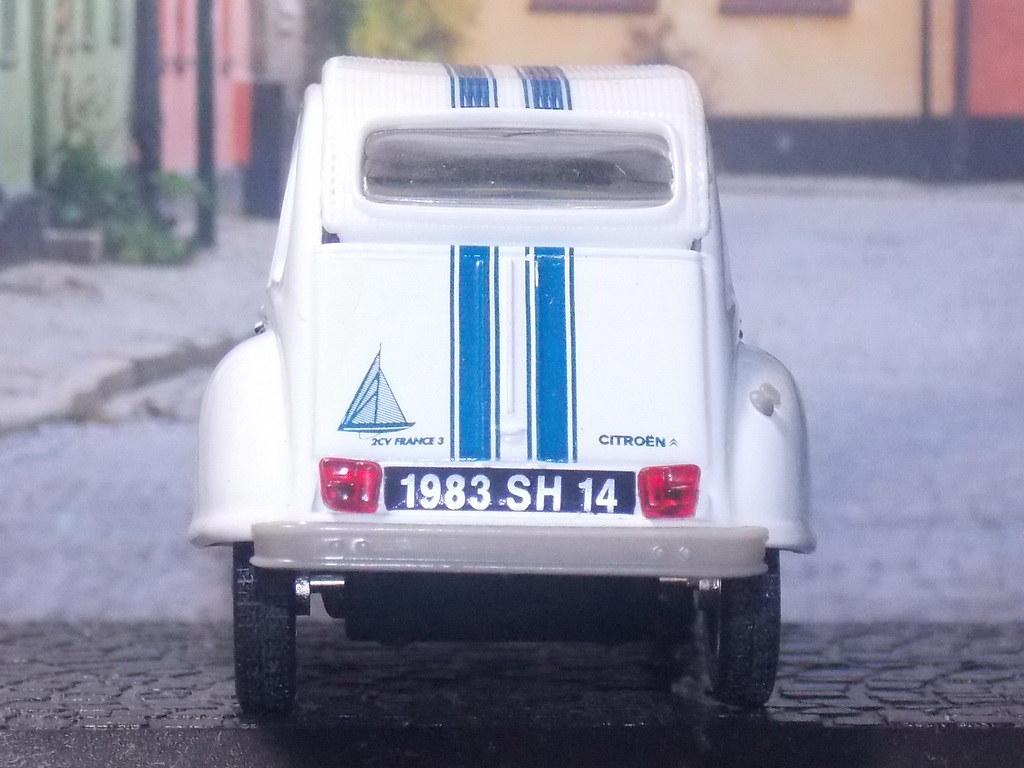 Citroën 2CV France – 1983