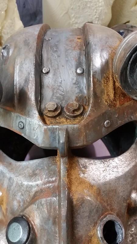 Heavy Rust Closeup 1