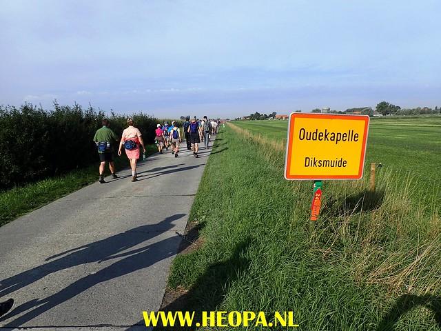 2017-08-23                Diksmuide         2e dag  33 Km  (23)