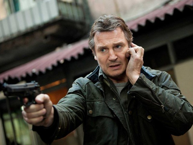 Liam Neeson is retiring from action films