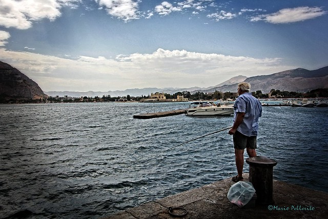 Last fisherman...