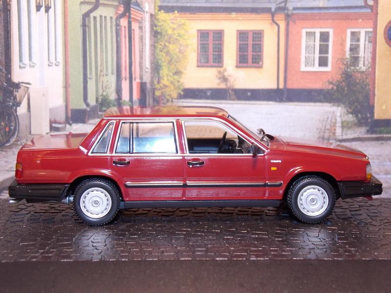 Volvo 740 GL – 1986
