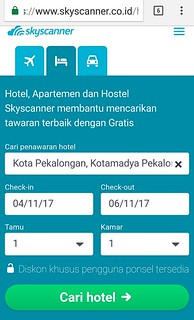Skyscanner hotel | by lajwania