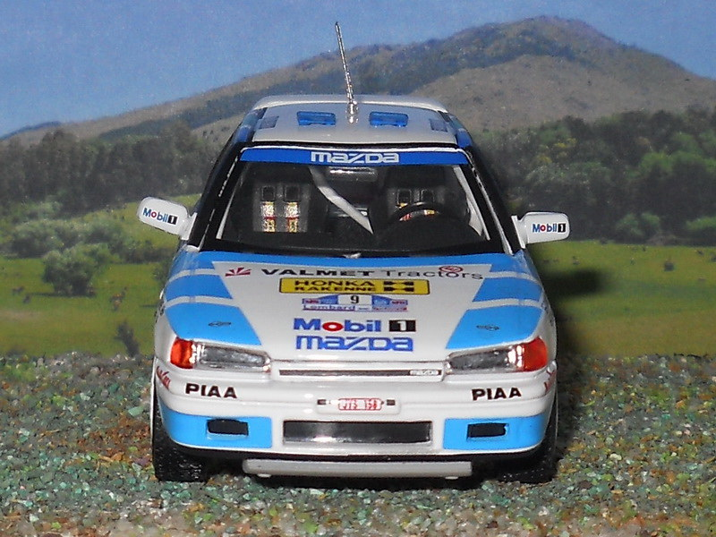 Mazda 323 GTX – RAC Rally 1991