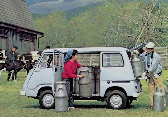 Subaru Sambar Light Van – 1961