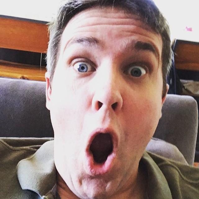 My shocked face. #kokafaces