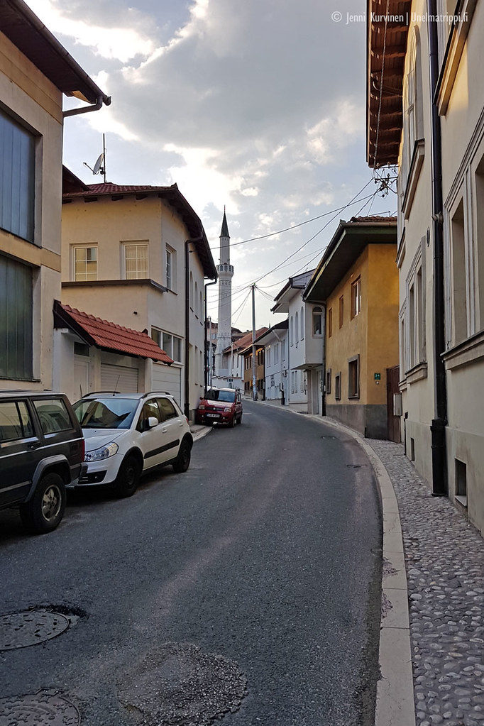 Katu Sarajevossa