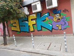 Sofia street art