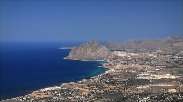 Monte Cofano, Sicily