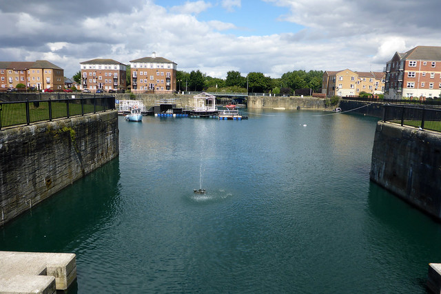 Victoria Dock Village, Hull