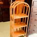 Cane wine rack E35.00
