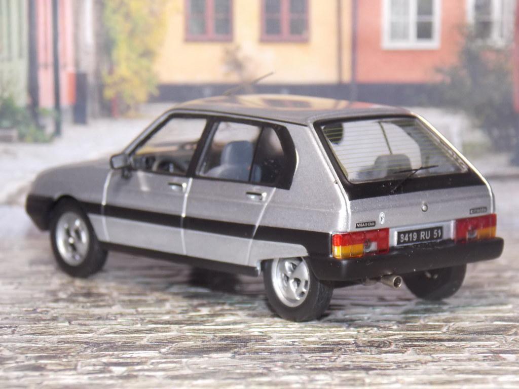 Citroën Visa II Club – 1981