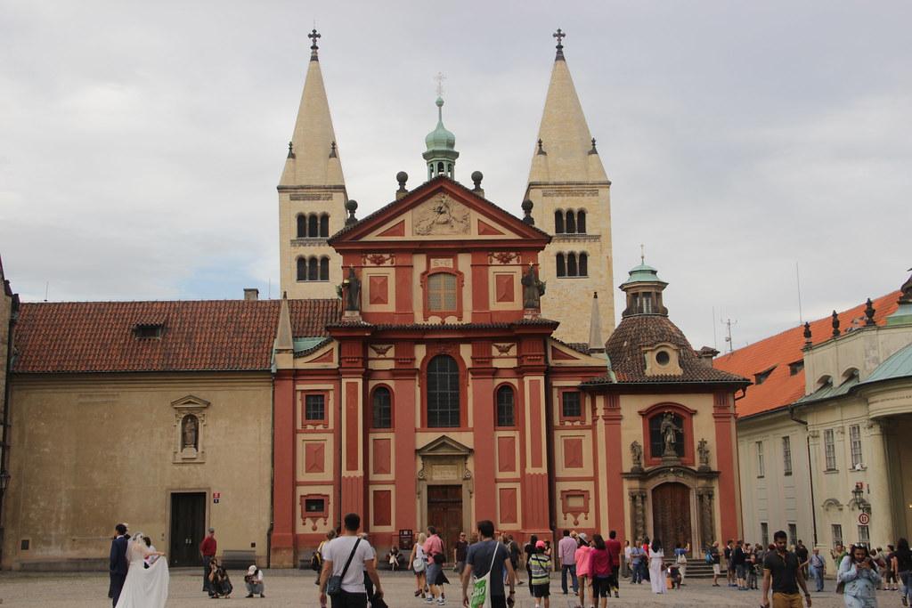 St. George's Basilica Prag