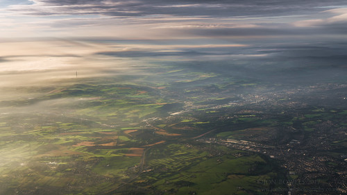 aerialphotography calderdale yorkshire dawn sunrise color aeriallandscape flight boeing flightdeck aerial landscape sonya7rii sony zeiss