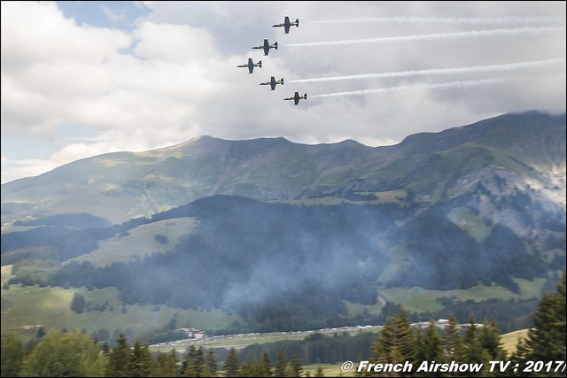 50 Ans d'Aviation à Megève 2017