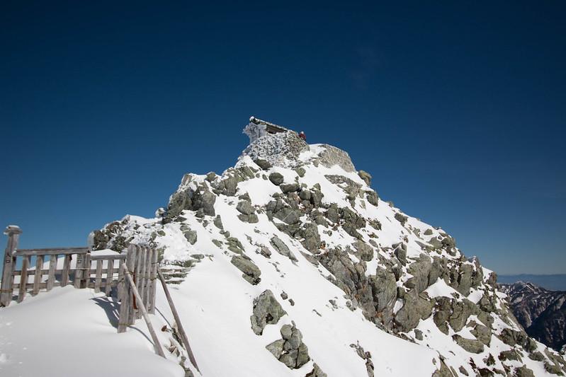 立山 雪山登山