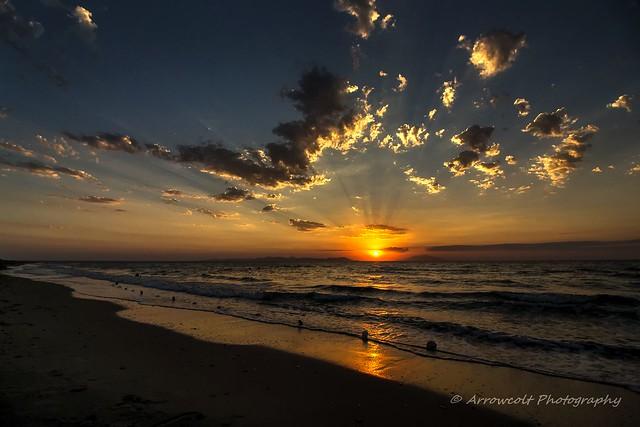 Sunset 700D 3