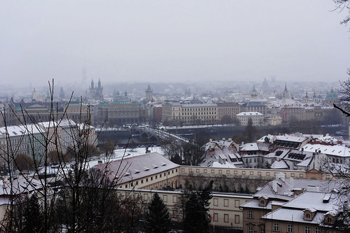 Prague in winter | by rhespel