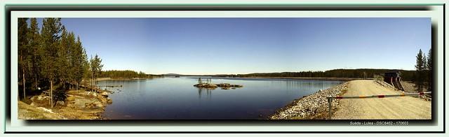 Suède, Norrbotten, Jokkmokk