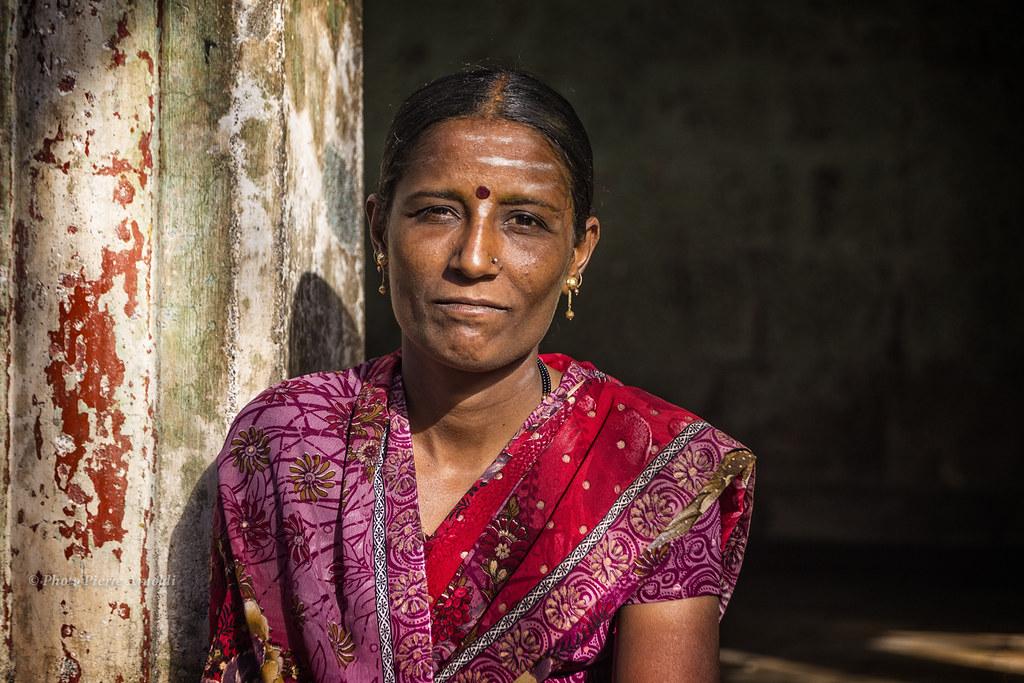 MAHAAKUTA : PORTRAIT DE FEMME