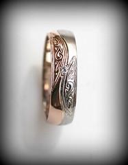 Egyedi karikagyűrűink: nem készítünk egyformát!
