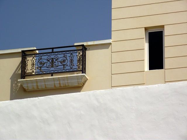 ARRECIFE LANZAROTE  BALCONY AND WINDOW