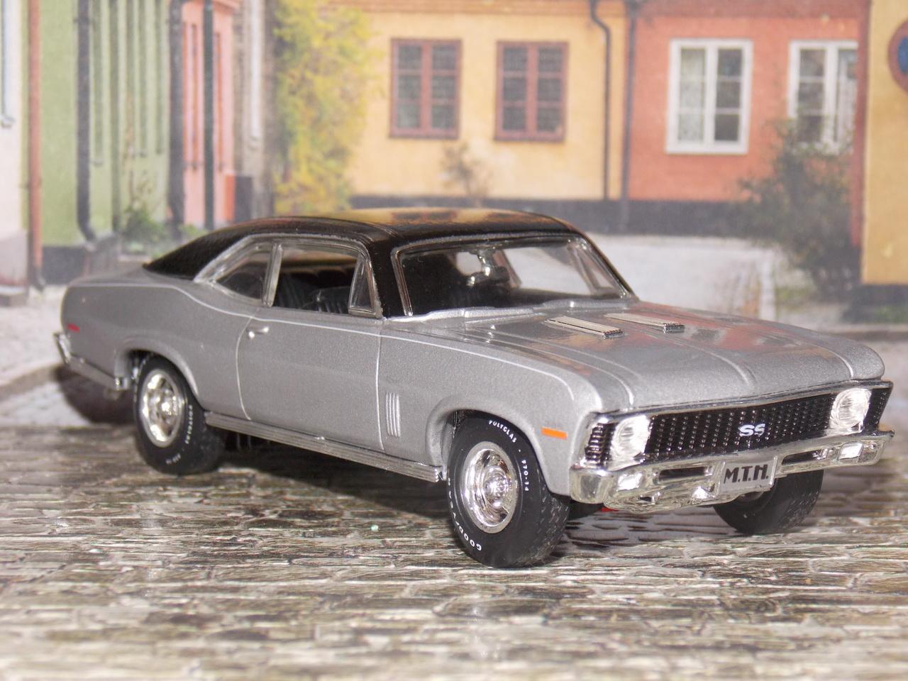 Chevrolet Nova SS 350 – 1968