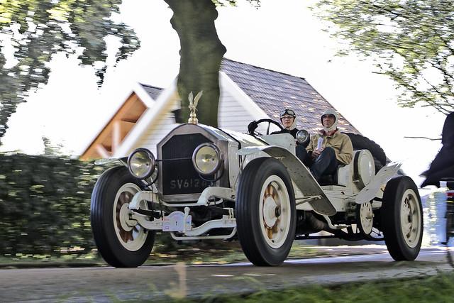 American LaFrance Type 12 Speedster 1917 (6725)