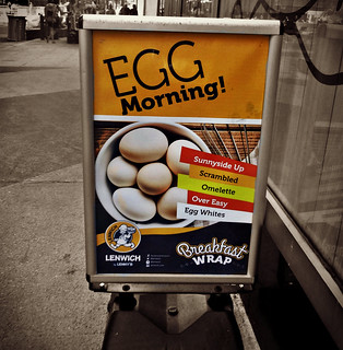 Egg Morning