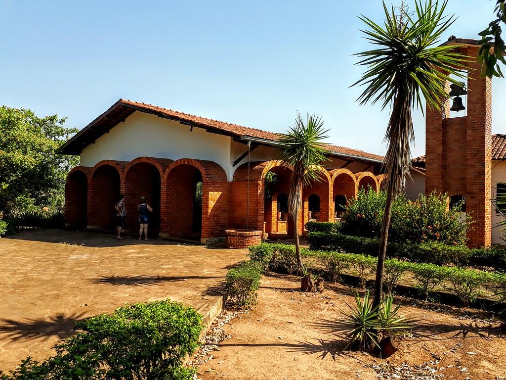 Igreja Sao Francisco De Assis Jarudore Mt Brazil Flickr