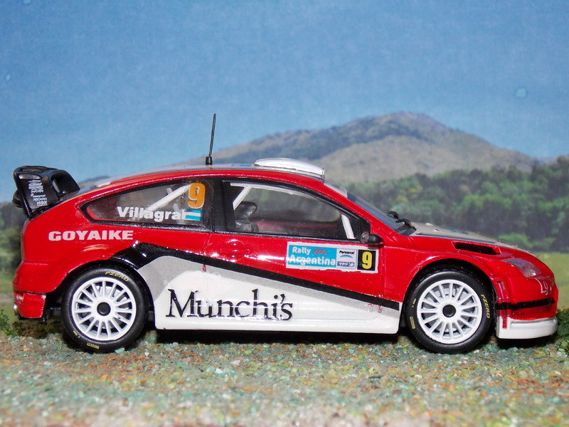 Ford Focus RS WRC 08 – Argentina 2009