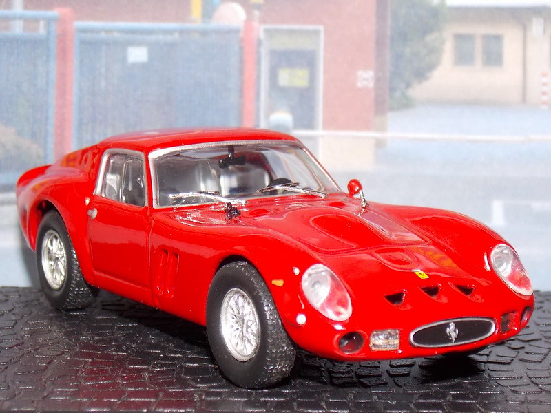 Ferrari 250 GTO – 1962
