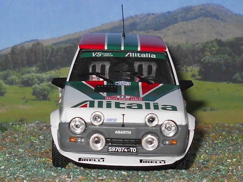 Fiat Ritmo – Montecarlo 1979