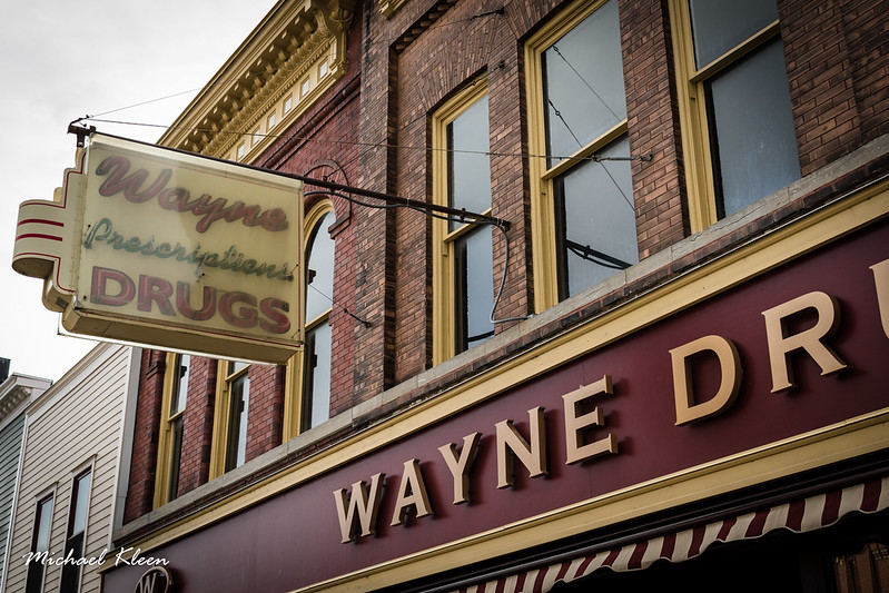 Wayne Drug Co.