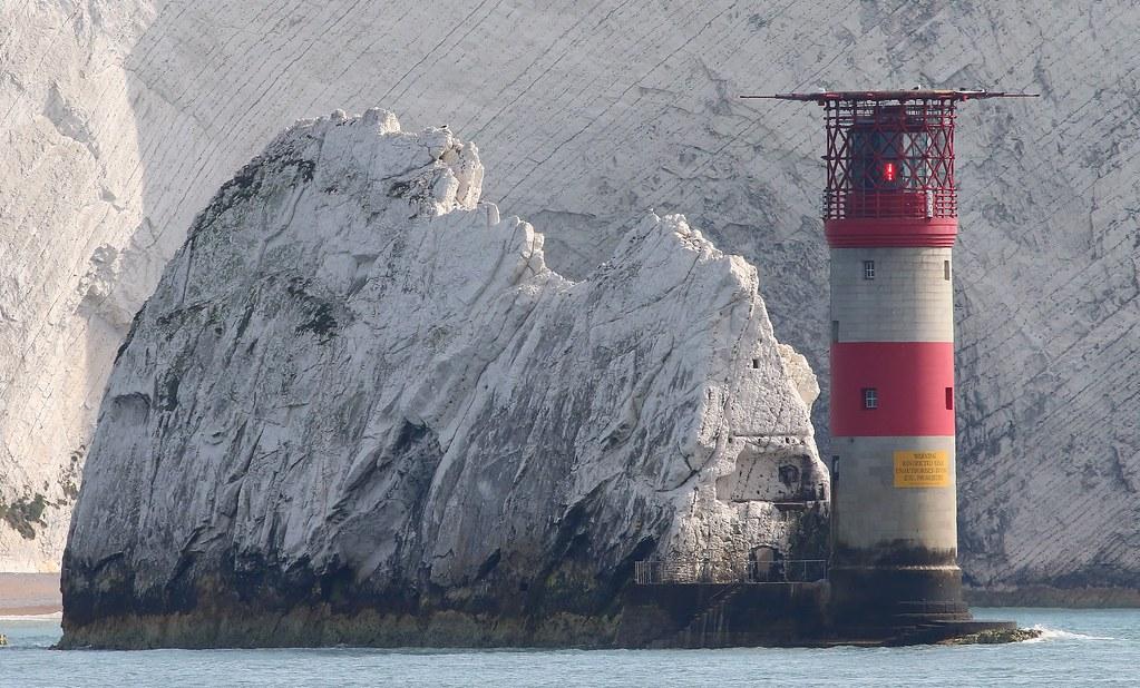 Needles Lighthouse - IOW (9) (Explored)