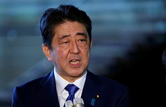 Japan PM to dissolve parliament's lower house on Thursday