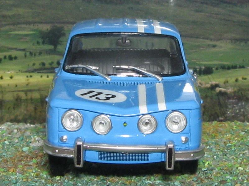Renault 8 Gordini Rally