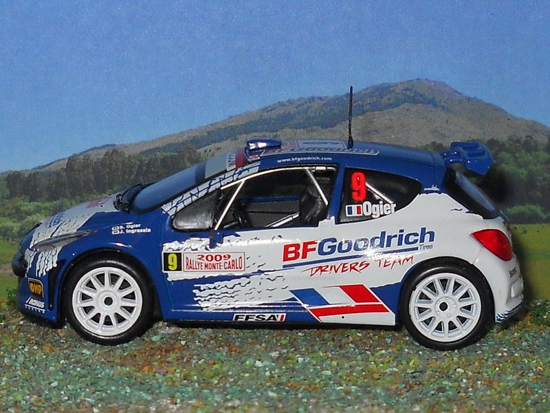 Peugeot 207 S2000 – Montecarlo 2009