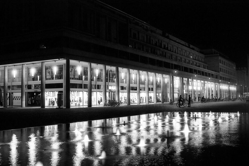 Piazza della Vittoria - REGGIO EMILIA - august 2017 | Flickr