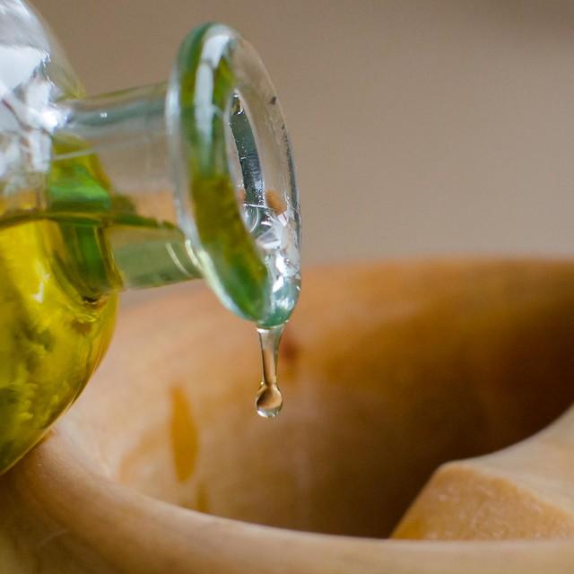 Mediterranean diet. Olive oil