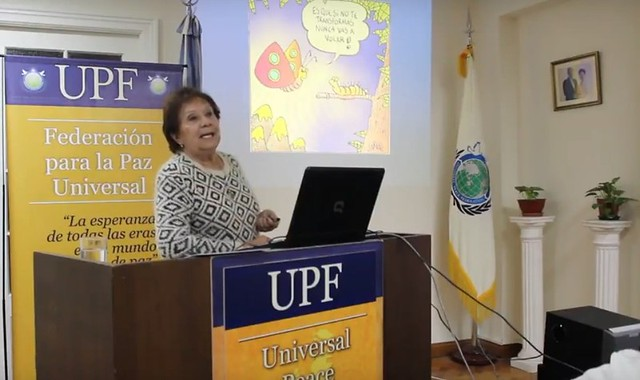 Argentina-2017-07-20-UPF-Argentina Hosts Talk on 'Emotions'