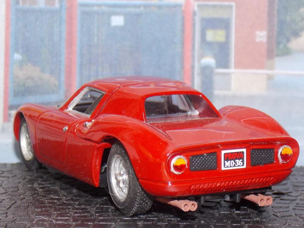 Ferrari 250 LM – 1964