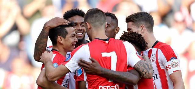 Anda Hirving Lozano desatado con el PSV Eindhoven (Video)