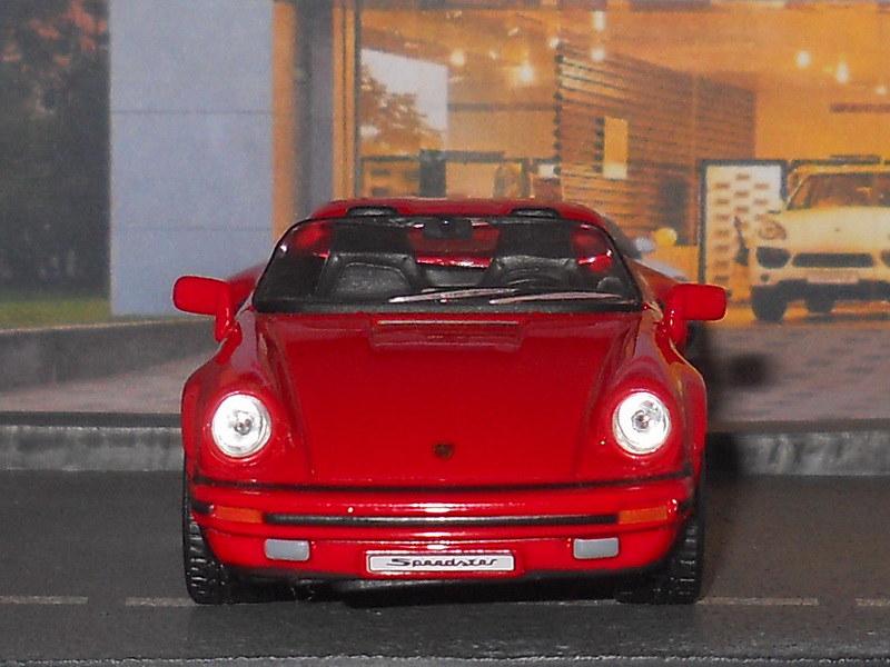 Porsche 911 Carrera Speedster – 1988