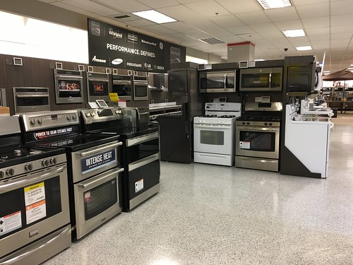 Sears Store Coral Gables Florida   by Phillip Pessar