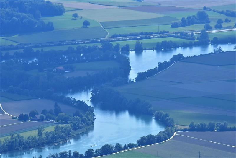 Island River Aare