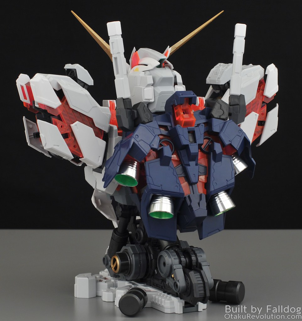 BSC 1-35 Unicorn Bust 3