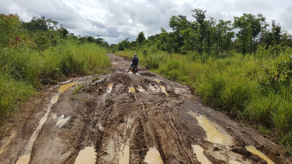 Muddy Road Zen tale