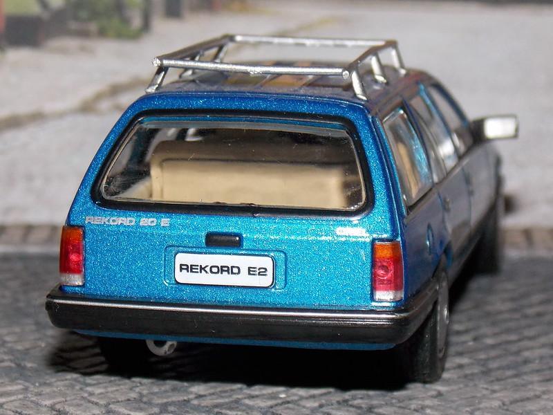Opel Rekord E2 Caravan – 1982